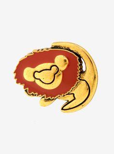 Simba enamel pin-Boxlunch exclusive Disney Trading Pins, Disney Pins, Disney Stuff, Lion King Simba, Gifts Under 10, Cool Pins, Disney Merchandise, Disney Magic, Designs To Draw