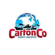Carton Co by the Boire Benner Group #logo #logodesign #trucking