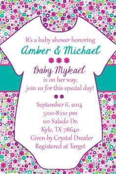 Pin by crystal creations on baby shower pinterest baby shower invitations onesies invite babies clothes jumpsuits baby overalls filmwisefo