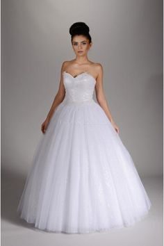 Elegantes schönes Romantische Brautkleider