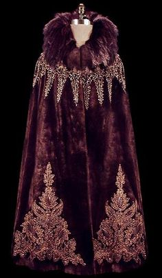 Victorian Beaded Cape | The Frock