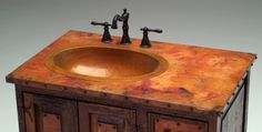 Bathroom Furniture, Rustic Vanities......my favorite site and it is a good thing I live half a world away! lol