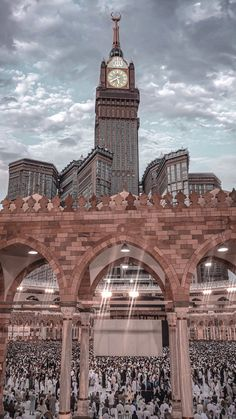 Best Picture For islamic Architecture colour For Your Taste You are looking for something, Muslim Images, Islamic Images, Islamic Pictures, Mecca Madinah, Mecca Masjid, Islamic Wallpaper Iphone, Mecca Wallpaper, Beautiful Mosques, Beautiful Places