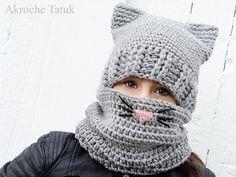Cat Kit crochet pattern