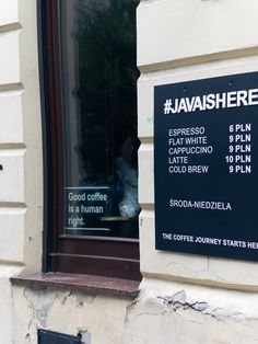JAVA COFFEE SHOWROOM & CAFE