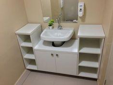 armarios de banheiro com rodinhas - Pesquisa Google