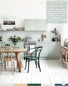 casual dining with a hint of mint!
