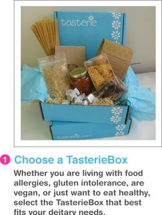 Tasterie   Find food and snacks for people with wheat intolerance, gluten intolerance, gluten sensitivity, gluten allergy and wheat allergy
