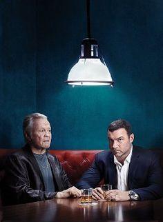 Ray Donovan Still with Liev Schreiber Jon Voight