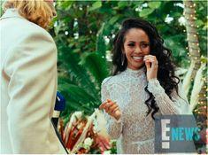 E! News – Vanessa Morgan & Michael Kopech Wedding – Tami Varma Events Wedding Pics, Wedding Couples, Wedding Dresses, Vanessa Morgan, Golden Blonde Hair, Tears Of Joy, Celebs, Celebrities, Maid Of Honor