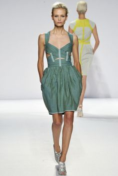 Narciso Rodriguez | Spring 2009 Ready-to-Wear Collection