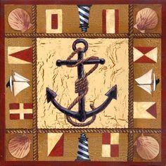 Anchor by Geoff Allen | Ruth Levison Design