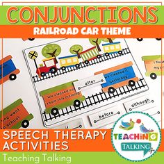 Compound Sentences – Coordinating And Subordinating Conjunctions Worksheet Worksheets Social Skills Activities, Speech Therapy Activities, Speech Language Therapy, Language Activities, Speech And Language, Sequencing Activities, Simple And Compound Sentences, Simple Sentences, Subordinating Conjunctions