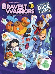 Bravest Warriors Spielwaren Brettspiele