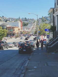 Castro Street in San Francisco | Adventures in a New(ish) City #sanfrancisco #travel #vacation #food #foodblogger #newishcityHOU