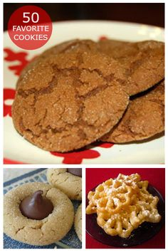 Check out 50 of our best-loved cookie recipes!