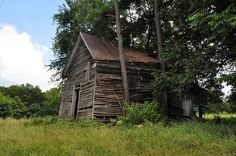 Twiggs County GA Country Schoolhouse Vernacular Architecture Abandoned Falling Picture Image Photograph Copyright © Brian Brown Vanishing South Georgia USA 2013