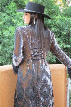 Marrika Nakk Velvet Sleeping Beauty Jacket available @ www.bellastar.com.au
