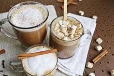 3 Seasonal (Non-Dairy) Lattes