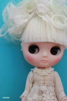 Custom Middie blythe by Satomi(HANON) #doll #fun