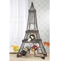Eiffel Tower Wine Rack Furniture Home Decor Home Furnishings Home Accessories