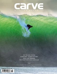 Mags Archive - Carve - UK Surfing Magazine