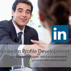 LinkedIn Profile Development