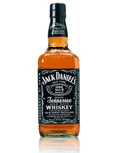 Nothing like a sip of Jack Daniel's on a Friday night!