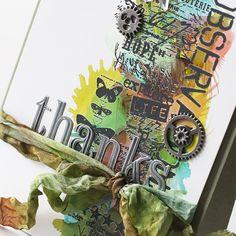 Shari Carroll : Remnant Rubs Card