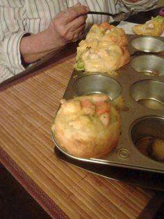 Edye in Newfoundland: Chicken Pot Pie Puffs