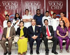 Welcome to IIHM young Chef