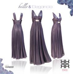 67f6d53855 Vestidos para fiesta de noche liverpool – Vestidos hermosos y de ...