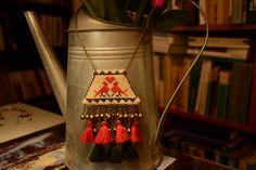 cristina.douglas Breslo Bucket Bag, Barn, Handmade, Converted Barn, Hand Made, Barns, Shed, Sheds, Handarbeit