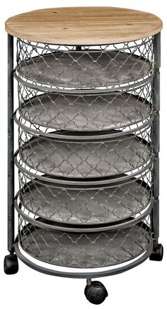 5 Shelf Cylinder Storage  #kitchen #homedecor #homeliving #furniture #whiteintimacy #charm #luxurious #style #stylish #beauty #storage www.whiteintimacy.com