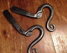 Forged bottle opener