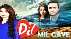 Dil Mil Gaye | Triangular Love Story | HD| Soniya | Zhalay Sarhadi | Mud...