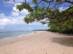 Nusa Dua Beach in Badung, Bali