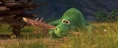 Pixar Post - For The Latest Pixar News: 'The Good Dinosaur' International Trailers Are Packed With Even More Excitement