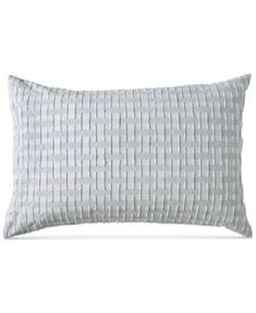 Tonal horizontal stripes and tactile vertical stitching create a sophisticated graphic effect for a lovely cotton sham colored a soft, misty hue. Style Name:Dkny Refresh Sham. Style Number: Available in stores. King Duvet, Queen Duvet, Duvet Sets, Duvet Cover Sets, Green Duvet Covers, Pillow Shams, Buy Bed, Cotton Duvet