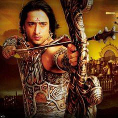 Shaheer Sheikh as Arjun