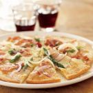 Try the Grilled Asparagus and Prosciutto Pizza Recipe on Williams-Sonoma.com