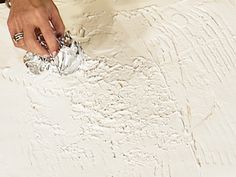 """How to"" create rough plaster walls Fireplace Mantel Surrounds, Diy Fireplace, Fireplaces, Plaster Paint, Plaster Walls, Hot Tub Room, Plaster Texture, Diy Wall Art, Wall Wallpaper"