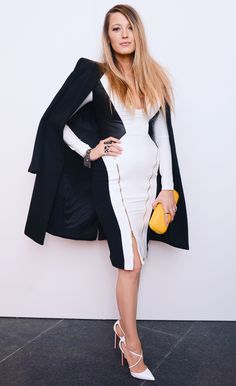 Look of the Day - Blake Lively - from InStyle.com