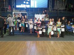 LugojOnline - Tinerii dansatori lugojeni au stralucit la competitia internationala Dance Masters