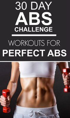 30 Day Abs Challenge - Workouts for Perfect Abs | Medi Sumo