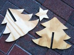 Handmade Christmas Tree Advent Calendar | Skip To My Lou