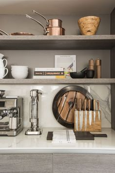 We specialize in life's joyful essentials: food, wine, friends, family and great design with the most beautiful tableware designs from around the world. Bathroom Medicine Cabinet, Floating Shelves, Pantry, Sick, Organization, Tableware, Kitchen, Recipes, Design