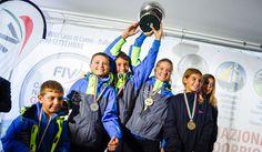 Vela/Elba/: medaglie di bronzo nazionali per l'agonistica CVMM