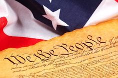 """""""We the people."""" ☆ Remember: """"When the people fear the government, there is tyranny. When the government fears the people, there is liberty. Constitution Of Usa, The Future Of Us, Bill Of Rights, Us Government, Homeschool Curriculum, Homeschooling, Founding Fathers, Pro Life, Presidential Election"""