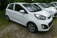 PKW (M1) KIA Picanto MPI 1,5 Cool MT 5D 69 - PKW Kia, Peugeot, Opel und Ford der Caritas (1/2) - Karner & Dechow - Auktionen